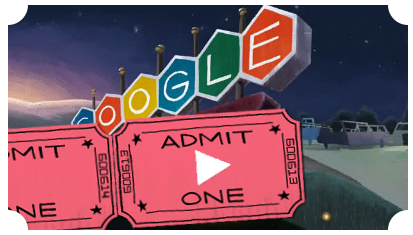 Google celebrates the Drive-In