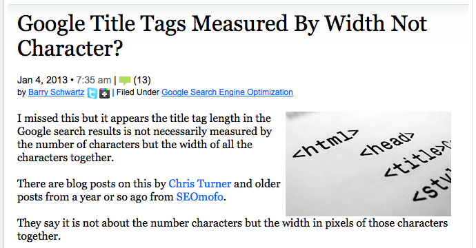 An article tweet and mention results in a valuable link.