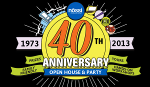 Nossi 40th Anniversary House Party