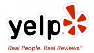 Yelp. Real People. Real Reviews