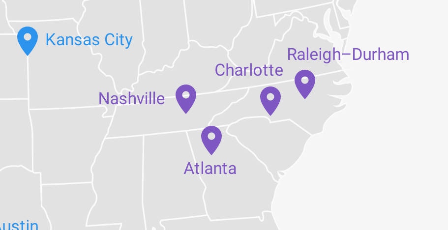 Google Fiber is coming to Nashville!